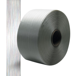 """Polyester Cord Strap - 1/4"""" X 2600 yds, 325 lbs Tensile (4 Rolls)"""