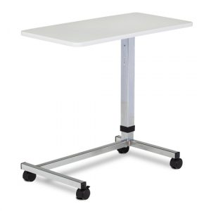 U-Base, Over Bed Table (Grey Laminate Top) - CL-TS-165