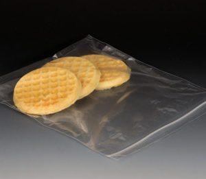 "7"" x 8"" Our Own Brand Zipper Freezer Bags in a Dispenser Box (2 mil) - Quart (500 per carton)"