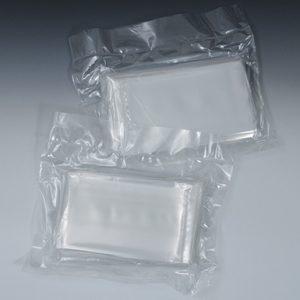 "12"" x 18"" Class 100 Clean Room Flat Poly Bag (4 mil) (500 per carton)"