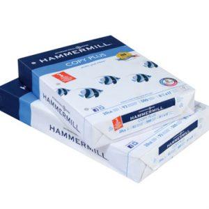 "11"" x 17"" Hammermill® Copy Plus Copy Paper - Bright 92 - (20 LB.) - Ream (500 per ream)"