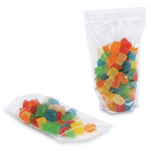 "9"" x 12"" Polypropylene Zipper Bag with 2"" Bottom Gusset (2 mil) (1000 per carton)"