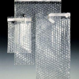 "4"" x 7-1/2"" Sealed Air® Bubble Wrap® Brand Bag (3/16"") (500 per carton)"