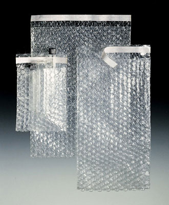 "6"" x 8-1/2"" Sealed Air® Bubble Wrap® Brand Bag (3/16"") (250 per carton)"