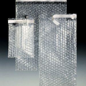 "4"" x 5-1/2"" Sealed Air® Bubble Wrap® Brand Bag (3/16"") (1000 per carton)"
