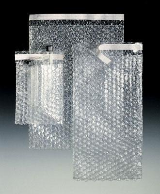 "8"" x 11-1/2"" Sealed Air® Bubble Wrap® Brand Bag (3/16"") (450 per carton)"