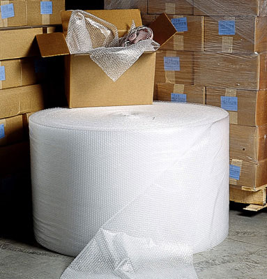 """12"""" x 250' Sealed Air® Bubble Wrap® Brand Strong Grade Cushioning (1/2"""")"""