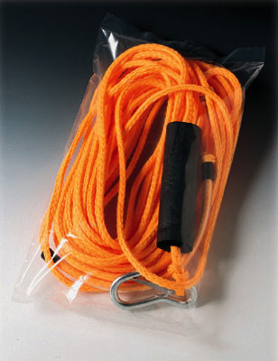 "12"" x 16"" Low Density Flat Poly Bag (6 mil) (500 per carton)"