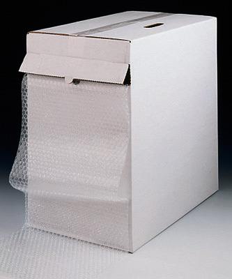 """12"""" x 175' Sealed Air® Bubble Wrap® Brand Strong Grade Cushioning in a Ready-to-Roll® Dispenser Carton (3/16"""")"""