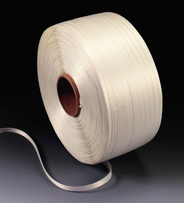 "1/2"" x 3900' Polyester Cord Strap (650 lb. Tensile Strength)"