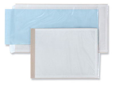 "4-1/2"" x 6"" Front-Loading Packing List Envelope with Overlip (1000 per carton)"