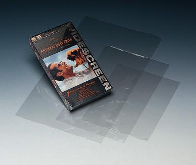 "8"" x 14"" PVC Shrink Bag (100 Gauge) (1000 per carton)"