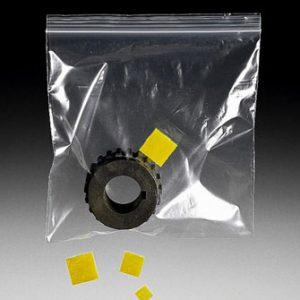 "1"" x 3"" Zerust® Anti-Corrosion Plastabs® (150 cu. in. Protection) (1000 per bag)"