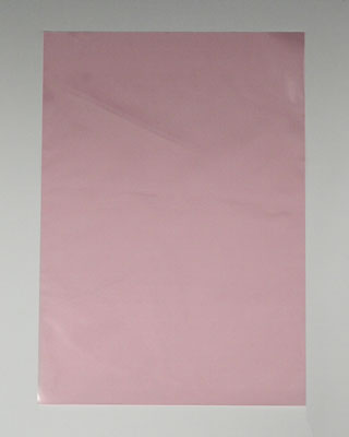 "8"" x 10"" Anti-Static Flat Poly Bag - Pink Tinted (2 mil) (1000 per carton)"