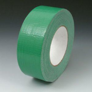 "2"" x 180' Colored Duct Tape - Dark Green (9 mil) - 24 Rolls per Carton"