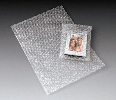"""15"""" x 17-1/2"""" Flush Cut Sealed Air® Bubble Wrap® Brand Bag (3/16"""") (150 per carton)"""
