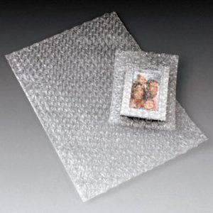 """12"""" x 15-1/2"""" Flush Cut Sealed Air® Bubble Wrap® Brand Bag (3/16"""") (200 per carton)"""