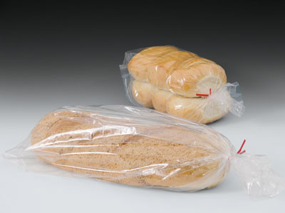 """8"""" x 4"""" x 18"""" Linear Low Density Gusseted Poly Bag (.6 mil) (1000 per carton)"""