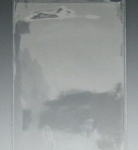 """7"""" x 10"""" Short-Side Opening Vinyl Envelopes with Hang Hole (7.5 Gauge) (50 per bag)"""