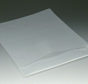 "9-1/4"" x 15"" Polyethylene Routing Envelope with Slit Opening and Hang Hole - Clear (6 mil) (250 per carton)"