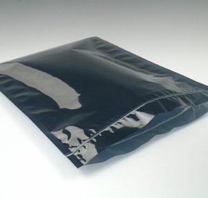 "10"" x 13"" Static Shielding Zipper Bag (3.1 mil) (100 per package)"