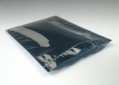 "10"" x 13"" Static Shielding Zipper Bag (3.1 mil) (100 per package)"