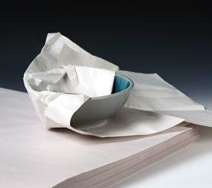 "24"" x 36"" Newsprint Wrapping Paper Sheets (30 lb.) (800 per bundle)"