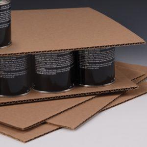 """19-7/8"""" x 19-7/8"""" Corrugated Pad  (50 per bundle)"""