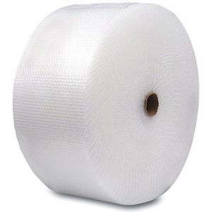 "12"" x 500'  Sealed Air® Bubble Wrap® Brand Multi-Purpose Grade Cushioning (1/8"")"