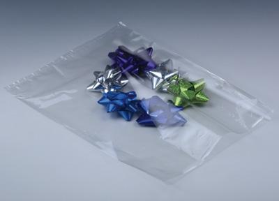 """10"""" x 12"""" High Clarity Flat Polypropylene Bag (1.6 mil) (1000 per carton)"""