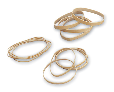 Rubber Bands No. 54 - Assorted Sizes