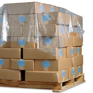 "48"" x 48"" Flat Poly Sheet (4 mil) (100 per carton)"